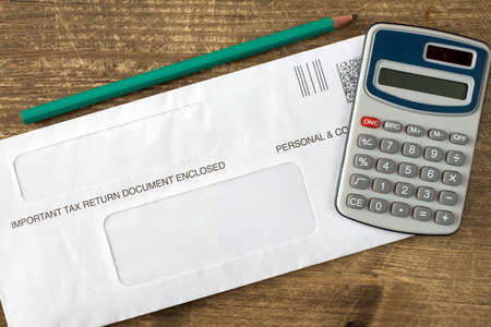 payer: Mail letter or envelope from treasury department