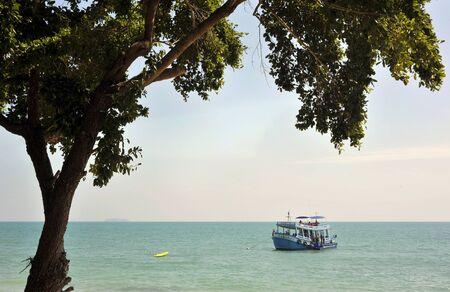samet: Ao Thian beach on the island of Kho Samet in Thailand. Editorial