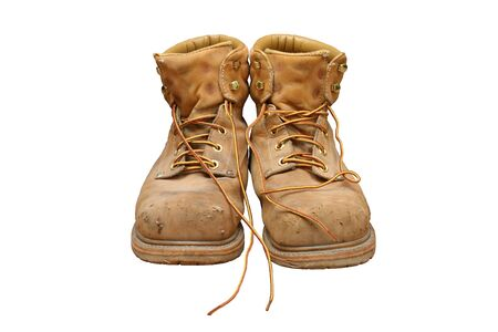 protective: Steel toe workboots