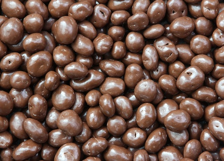 raisins: Chocolate covered raisins