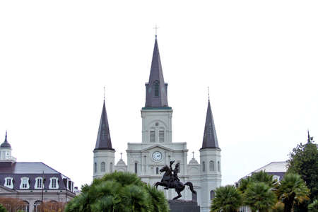 steeples: November 2011:  French Quarter New Orleans Saint Louis Cathedral