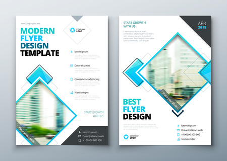 Corporate Business Annual Report Cover, brochure or flyer design. Leaflet presentation. Catalog with Abstract geometric pattern. Modern publication poster magazine, layout, template for business. Illustration