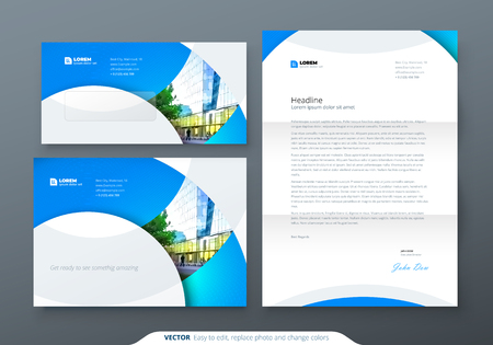 Envelope dl c5 letterhead corporate business stationery template envelope dl c5 letterhead corporate business stationery template for envelope and letter friedricerecipe Choice Image