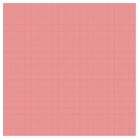 Pixel or technical grid aligned on all lines. millimeter paper background. Square grid background. Flat vector illustration