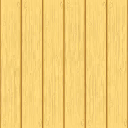 Wood texture background. Flat isolated vector illustration on a white background. Ilustrace
