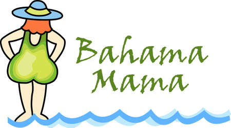 bahama: Use this Vacation Design for your next project .