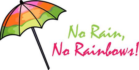 gamp: Enjoy the rainy season with these umbrella designs .