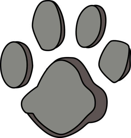 pooches: cute paw