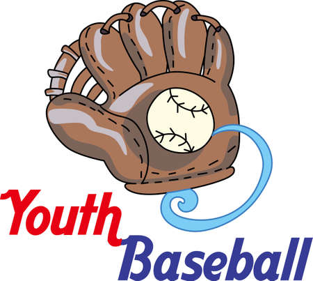You spend hours dreaming, practicing the sport and playing on the baseball field.  Baseball is life!  Your baseball player will love this.