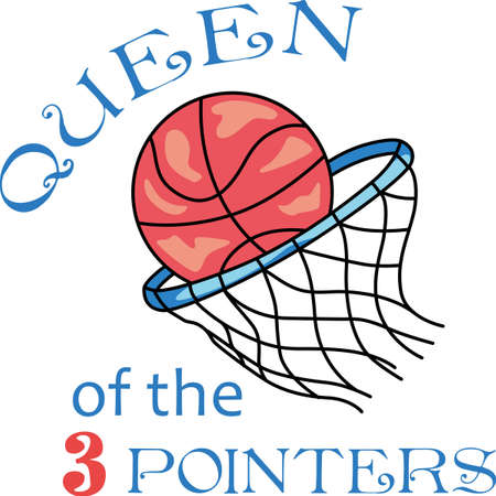 Basketball is a very active sport taking years to master.  Give this unique gift to your favorite player.  They  will love it.