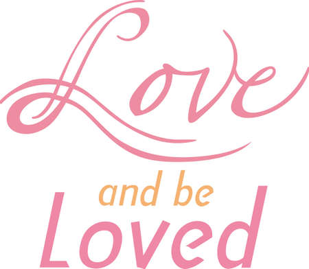 Add this design to welcome your loved one home.  They will love this beautiful design.