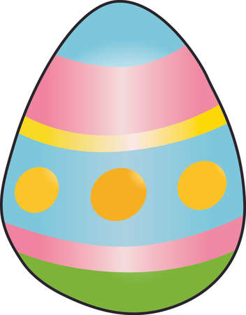 colored egg: Planning for your Easter buffet table is lots of fun.  Dont forget this cute design to go with your deviled eggs!
