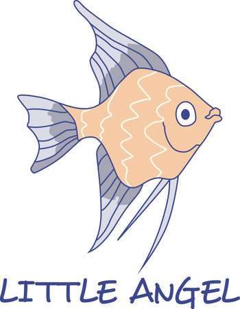 This little fish goes swimming by.  Send your little one to dreamland with this cute fish.  Perfect for the nursery.