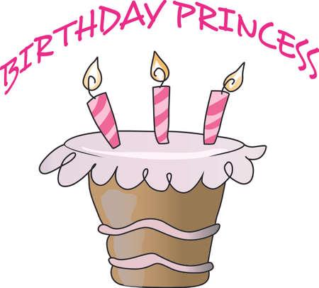 一年中彼女の誕生日を覚えていて女の子にこのケーキを与えます。 彼女はそれを愛する!