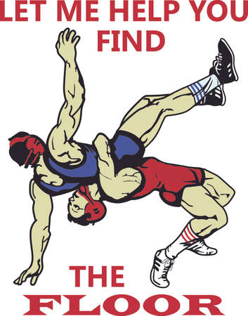 모든 스타, 극단적 인 운동 선수는 매트에 3 배 위협입니다. 당신이 알고있는 스포츠 선수에게 보내십시오. 스톡 콘텐츠 - 44930762
