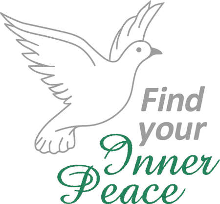 Send some Christmas cheer with this dove.  Joy, peace and love!  These make a perfect house warming gift.  They will love it!