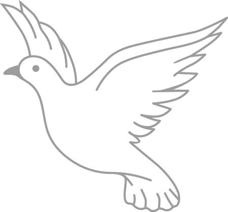 house warming: Send some Christmas cheer with this dove.  Joy, peace and love!  These make a perfect house warming gift.  They will love it!