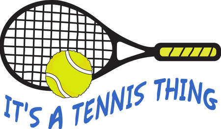 love very: Tennis is a very active sport taking years to master by constantly practicing their foot work to handle the ball.  Give this unique gift to your favorite player.  They will love it!