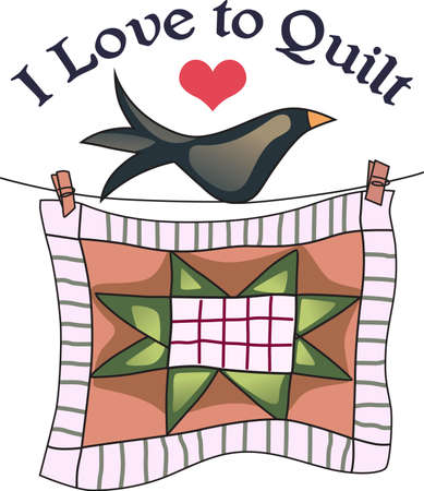 get away: The country farm house is a relaxing place to visit and get away from the fast pace of the city.  This is a cute crow with a quilt are a perfect fall design