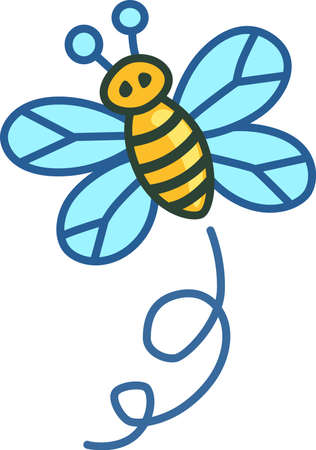 dreamland: Send your little one to dreamland with this cute bee.  Perfect for the nursery!
