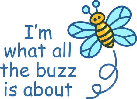 Send your little one to dreamland with this cute bee.  Perfect for the nursery!