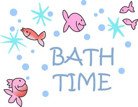이 귀여운 물고기는 해변에 가져 가거나 어린이 방에 딱 맞습니다. 선물로주세요. 그들은 그것을 좋아할 것이다! 일러스트