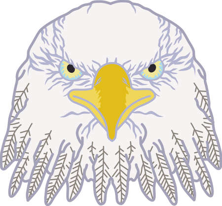 bird of prey: Celebrate our freedom God Bless America!  Perfect on items for family and friends to celebrate this 4th of July.  They will love it!