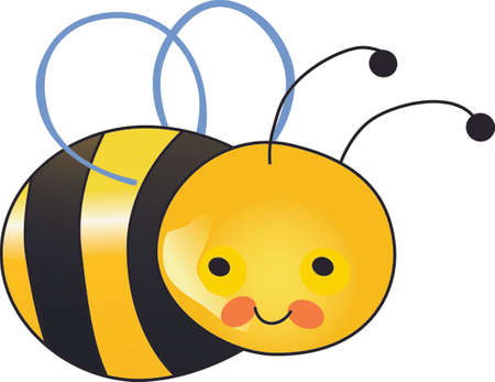 bumble: Give this cute design to the busy bee you know.  She will love it.