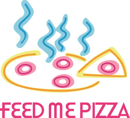 Show your pride for your talent in your pizza business.  Its the perfect advertisement.  Everyone will love this design from Great Notions!