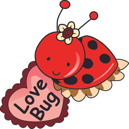 Kids enjoy spending time at the park.  This is the perfect design to take with you.  Everyone will love this adorable ladybug!