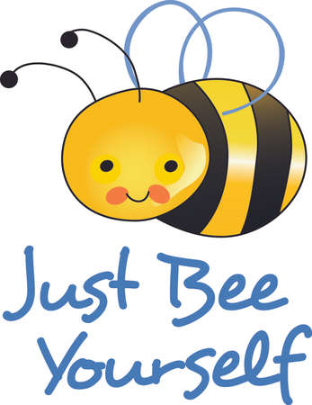 Give this cute design to the busy bee you know.  She will love it!