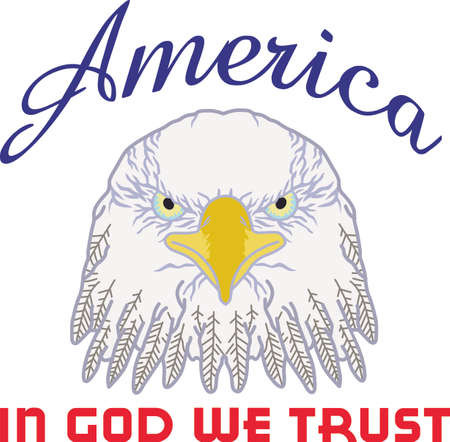 Celebrate our freedom God Bless America!  Perfect on items for family and friends to celebrate this 4th of July.  They will love it!