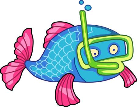 dreamland: Fish swimming by.  Send your little one to dreamland with these cute fish.  Perfect for the nursery!