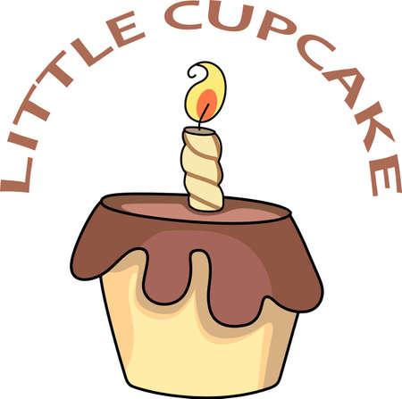 一年中誕生日を覚えるこのカップケーキを与えます。 彼らはそれを愛する。