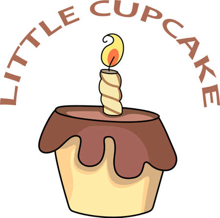 Give this cupcake to remember their birthday all year long.  They will love it.