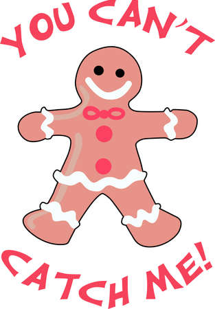 christmas cookie: Send some Christmas cheer  with this cute gingerbread cookie.  Merry Christmas to all!  These make a perfect for adding to your festivities.  They will love it.