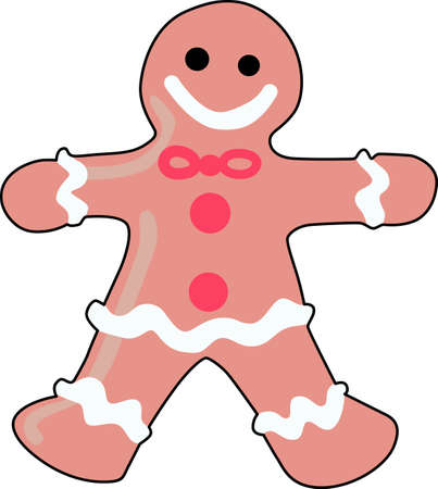 Send some Christmas cheer  with this cute gingerbread cookie.  Merry Christmas to all!  These make a perfect for adding to your festivities.  They will love it.