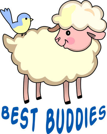 kumpel: Z�hlung der Schafe helfen Sie schlafen. Senden Sie Ihr Kind zum Traumland mit diesen niedlichen Schafe. Perfekt f�r den Kindergarten!