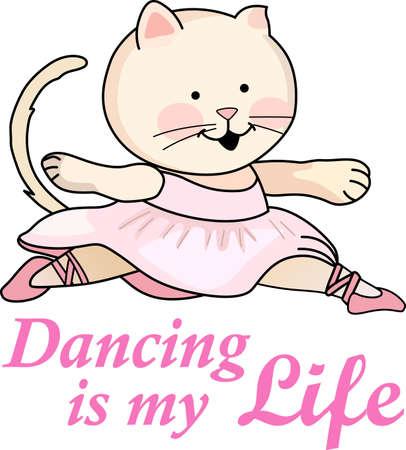 Una ballerina è la grazia di un albero in una brezza leggera. Questo è un regalo perfetto per una ballerina o un insegnante. Essi vi piacerà!