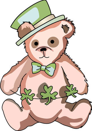 gaelic: Enjoy St. Patricks Day and everyday with your lucky Irish bear.  Buy one for yourself and one for your friends.  They will love it!