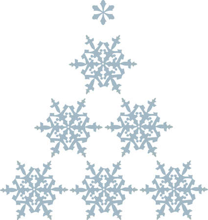This beautiful snowflake is a perfect design for this winter.  Pick those designs from Great Notions.
