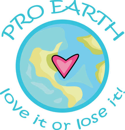 mother earth: Show your love for mother Earth.  Send this to someone you know who need reminding what they can do to help the environment.  They will love it! Illustration