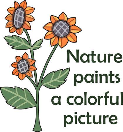 Dies ist ideal für Gärtner, die auf dem Hof ??arbeiten gerne damit alle ihre Blumen zu genießen. Sie werden es lieben! Standard-Bild - 44989544