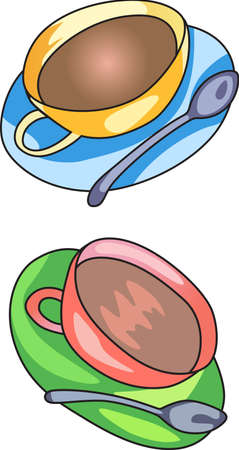 joe: The perfect addition for a relaxing afternoon, your favorite cup of tea.  Get these designs from Great Notions.