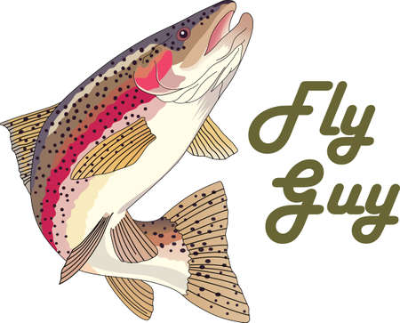 Dont forget this cute design when you go fishin.  This design is perfect to take with you when you go.  Everyone will love it!