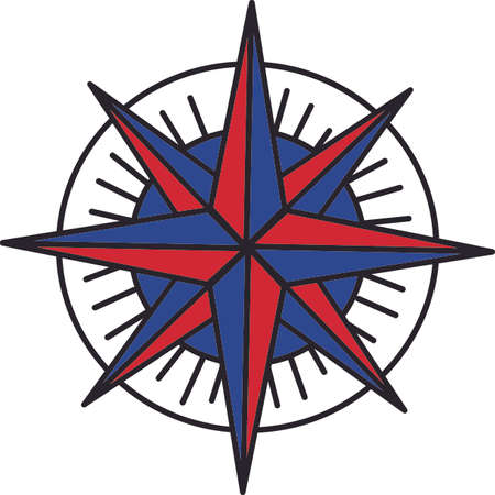 The winds are changing.  Know which way the wind will blow with this cute compass.  Everyone will love your country decorations!
