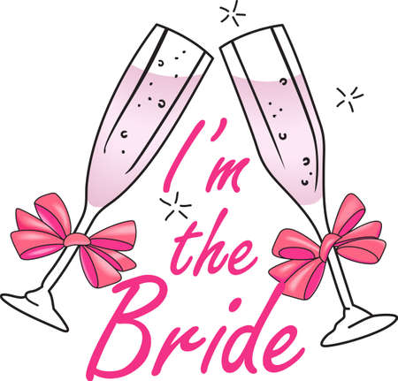 Planning a bridal shower is so much fun.  Give the couple a special shirt to wear on their honeymoon.  They will love it!