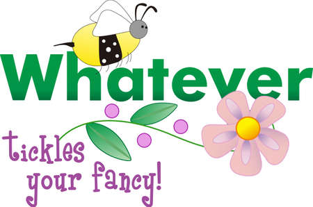 bumble: Give this cute design to the busy bee you know.  She will love it!