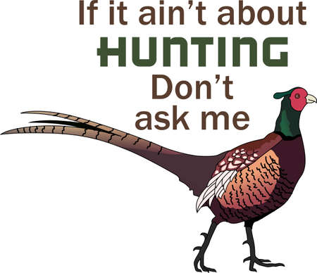 avian: Life is simple, go hunting!  Get matching items for everyone in your group, they will love it!