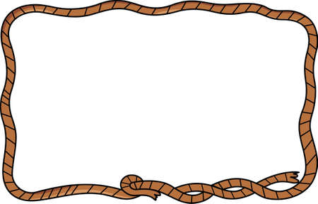 9 562 western border stock vector illustration and royalty free rh 123rf com rope border clip art free rope borders clip art free
